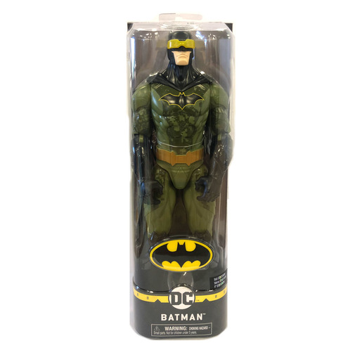 DC Batman 1st Edition 12-inch Camo Figure