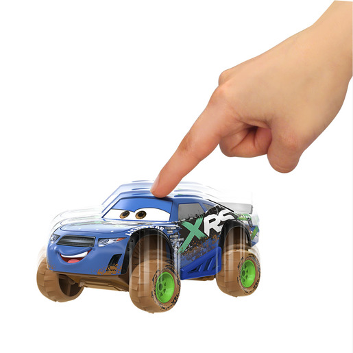 Disney Pixar Cars Mud Racing Car - Clutch Aid