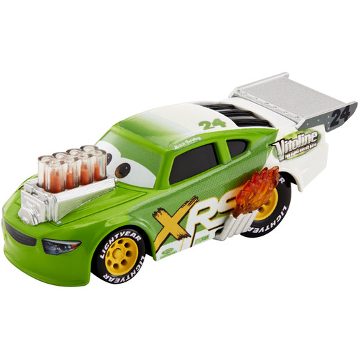 Disney Pixar Cars Drag Racing - Brick Yardley
