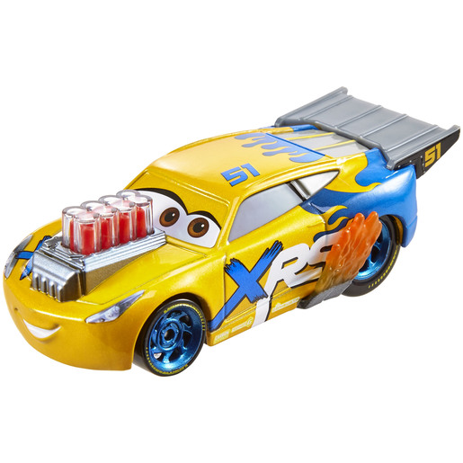 Disney Pixar Cars Drag Racing - Cruz Ramirez