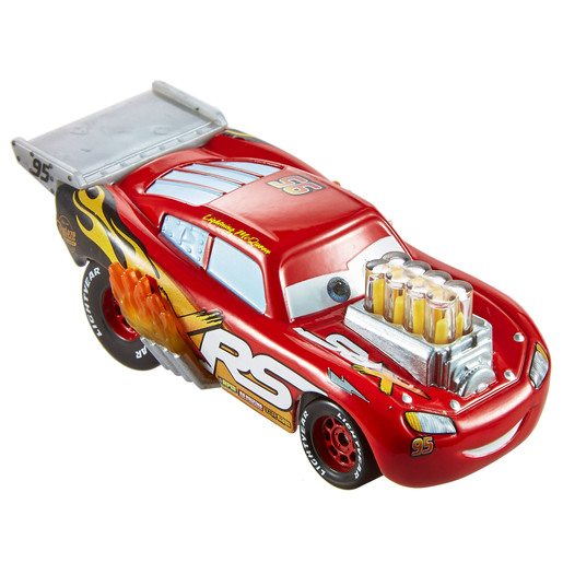 Disney Pixar Cars Drag Racing - Lightning McQueen