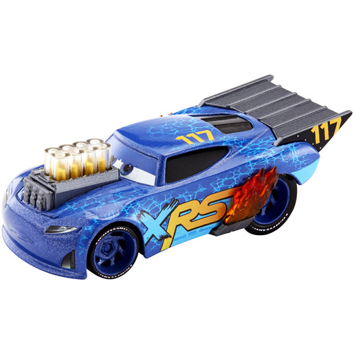 Disney Pixar Cars Drag Racer - Spikey Fillups