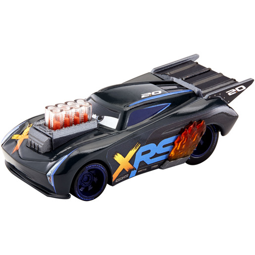 Disney Pixar Cars Drag Racing - Jackson Storm