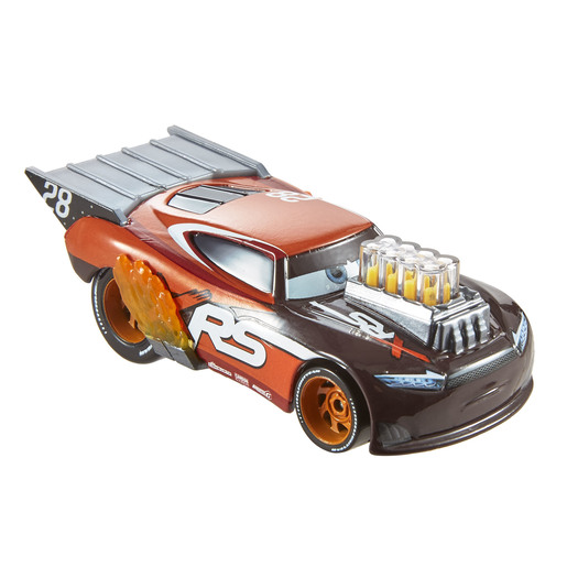 Disney Pixar Cars Drag Racer - Tim Treadless