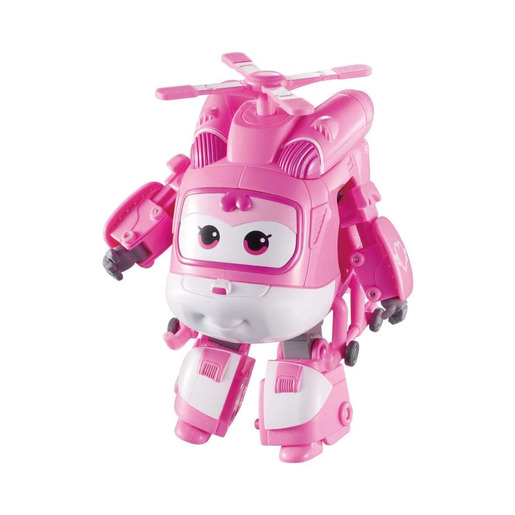 Super Wings Change Up Transforming Figure - Dizzy