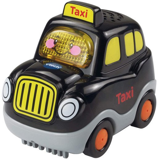 VTech Baby Toot-Toot Drivers Taxi - Black