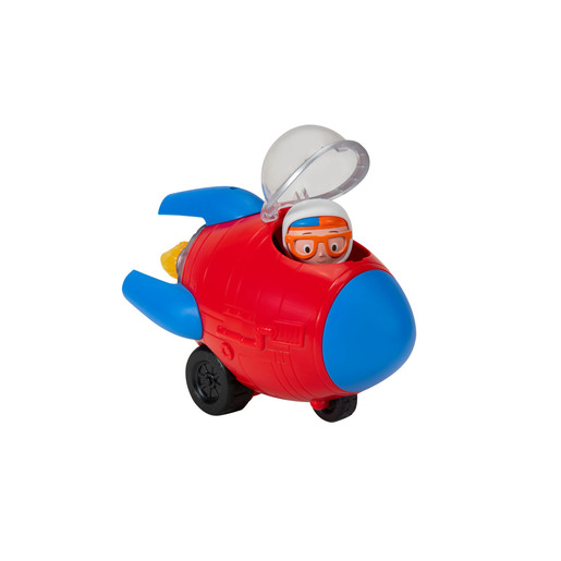 Blippi Mini Vehicles - Rocket Ship