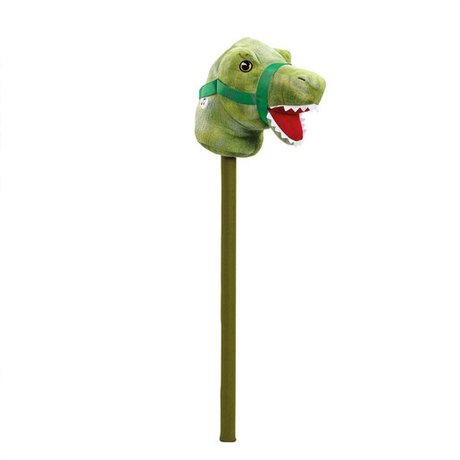 Pitter Patter Pets Roar & Ride Dinosaur - Green T-Rex