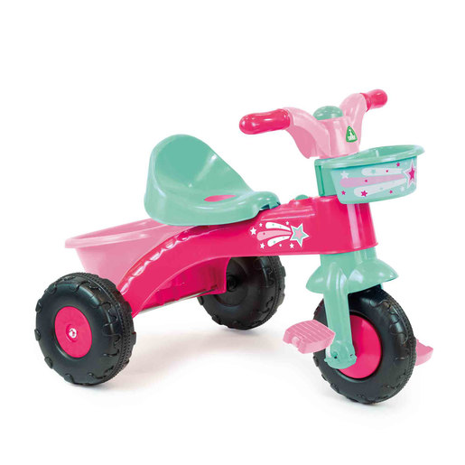 Early Learning Centre First Pedal Trike - Pink from TheToyShop