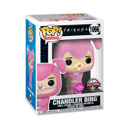 Funko Pop! Television: Friends - Chandler as Bunny (Special Edition)