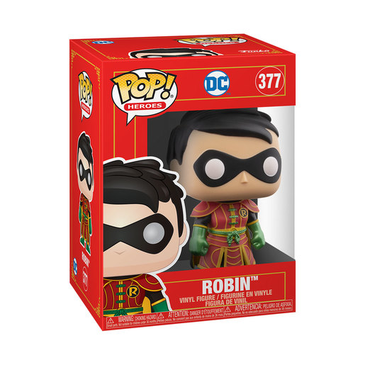 Funko Pop! Heroes: Imperial Robin (Styles Vary)