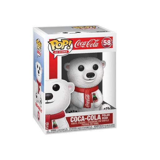 Funko Pop! AD Icons: Coke - Polar Bear