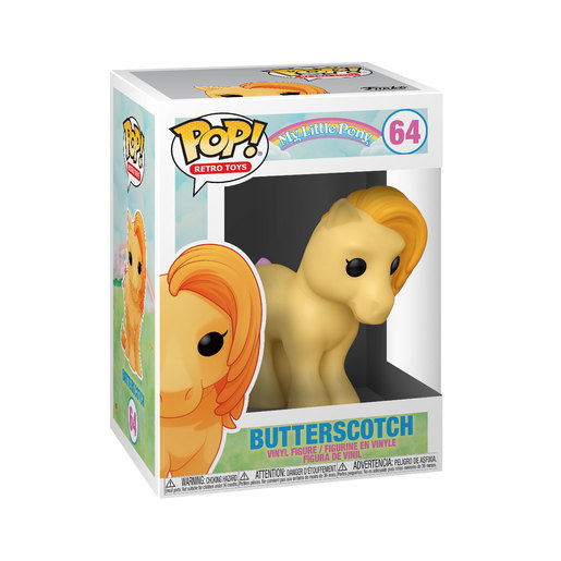 Funko Pop! My Little Pony: Butterscotch