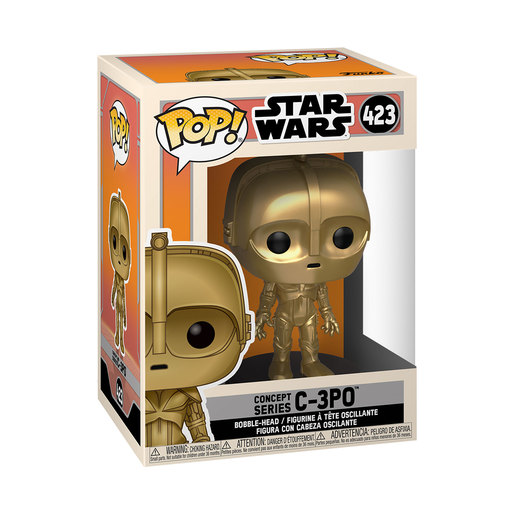 Funko Pop! Star Wars: C-3PO