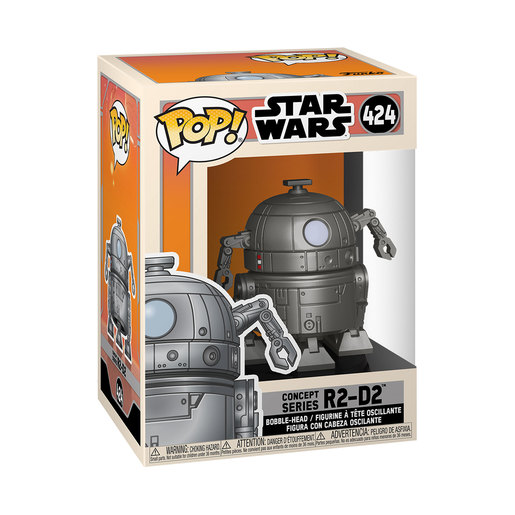 Funko Pop! Star Wars: R2D2