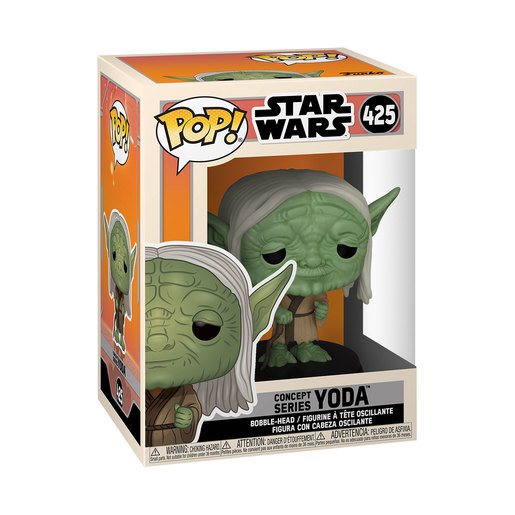 Funko Pop! Star Wars: Yoda