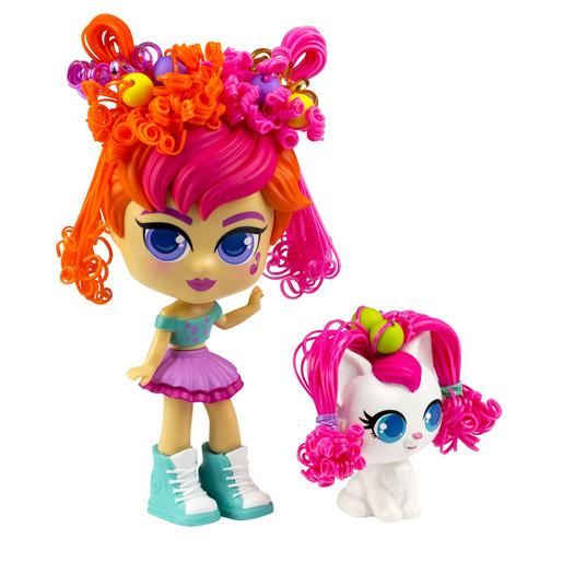 Curli Girls Deluxe Doll - Birthday Girl