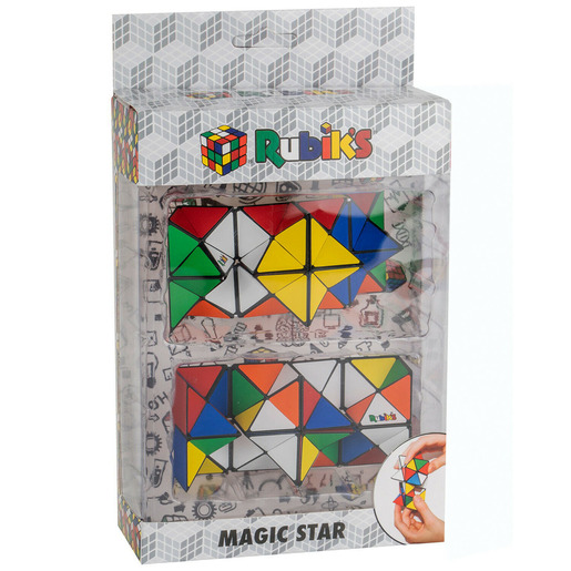 Rubik's Magic Star Puzzle 2pk