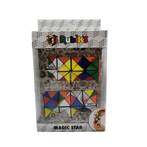 Rubiks Magic Star 2 Pack