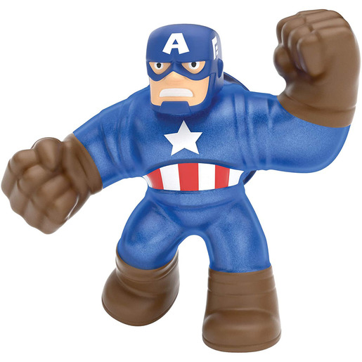 Heroes Of Goo Jit Zu - Captain America