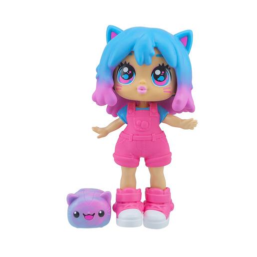 Bubble Trouble Doll - Bubblegum Kitty