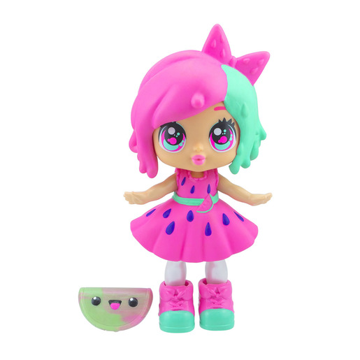 Bubble Trouble Doll - Watermelon Slice