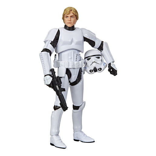 Star Wars Vintage Collection - Episode IV: Luke Skywalker (Trooper) 3.75-inch-scale Figure