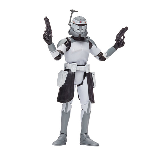 Star Wars Vintage Collection - Clone Wars: Commander Wolffe 3.75-inch-scale Figure