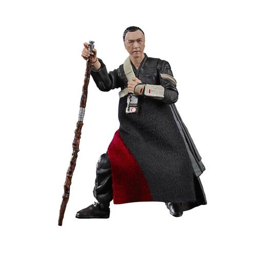 Star Wars Rogue One The Vintage Collection Chirrut Îmwe Rogue Action Figure - 9.5cm