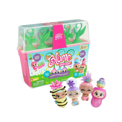 Blume Baby Pop Series 1 (Styles Vary) from TheToyShop