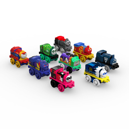 Thomas & Friends Mini 9 Pack - DC Super Friends