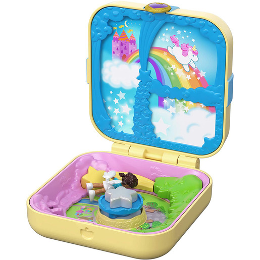 Polly Pocket Playset: Unicorn Utopia