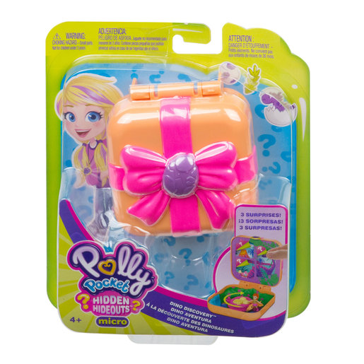Polly Pocket: Dino Discovery Compact