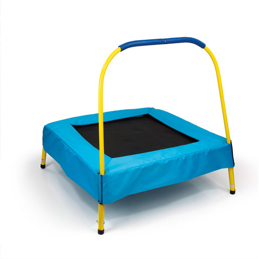 Early Learning Centre Junior Trampoline   Blue
