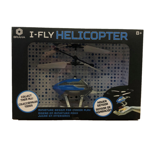 I-fly Helicoper - Blue