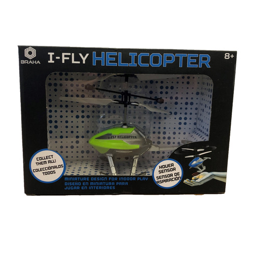 I-fly Helicoper - Green
