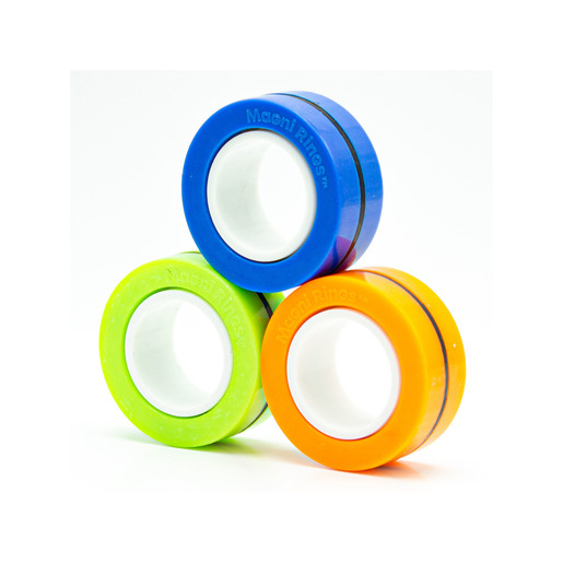 Magni Rings Fidget Toy 3pk