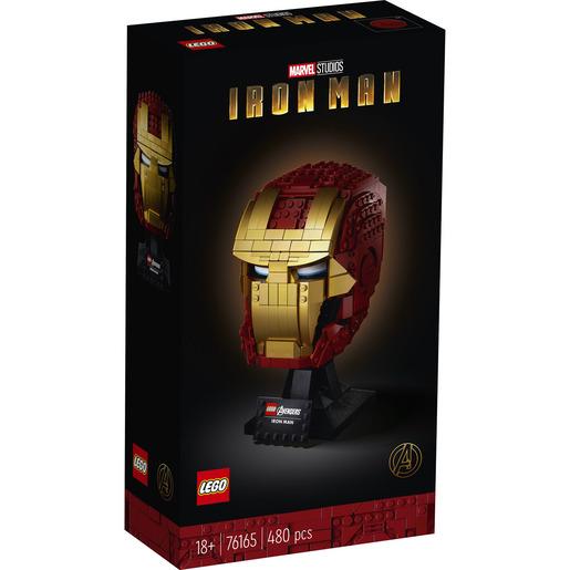 LEGO Marvel Studios Iron Man Helmet - 76165