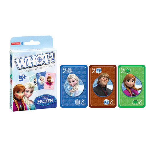 """WHOT"" Frozen - Card Game"