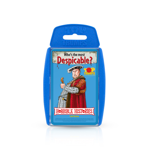 Top Trumps Horrid History 2 Card Game