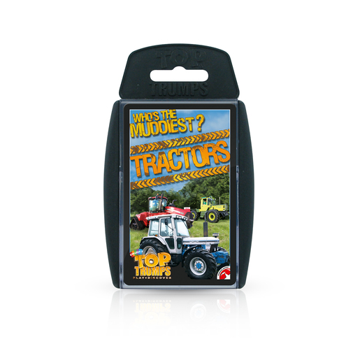 Top Trumps Tractors Card Game