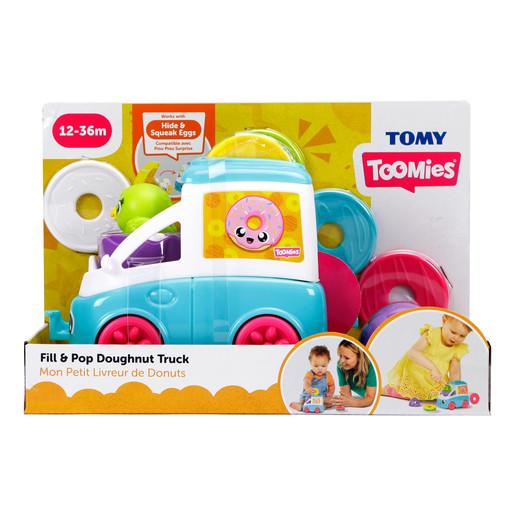 Tomy Toomies Fill & Pop - Doughnut Truck