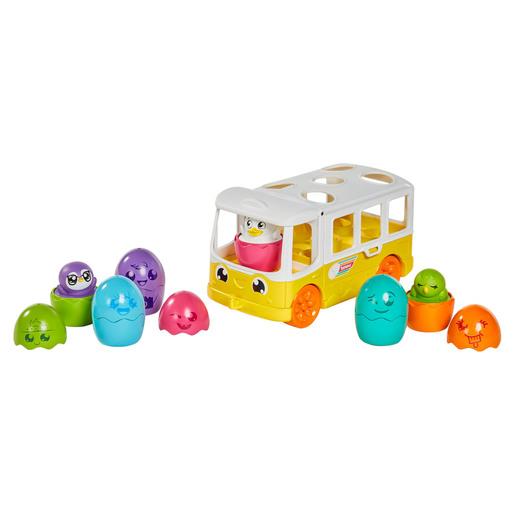 Tomy Toomies - Egg Bus