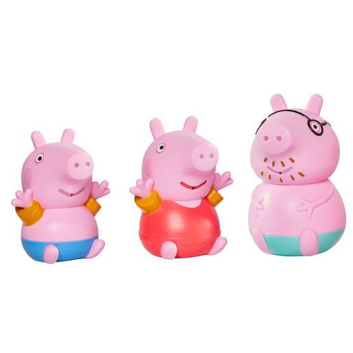 Peppa Pig Bath Floats Squirters (Styles Vary)