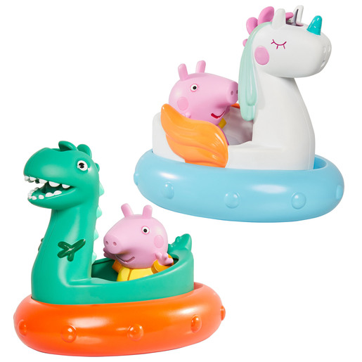 Peppa Pig Bath Floats (Styles Vary)