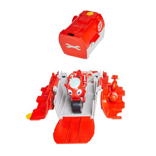 Ricky Zoom Pop & Go Pod Playset - Ricky