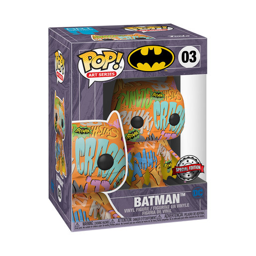 Funko Pop! Art Series - Batman (Special Edition)