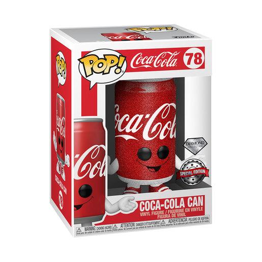 Funko Pop! AD Icon: Glitter Coca-Cola Can (Special Edition)