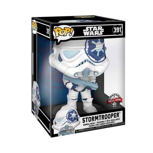Funko Pop! Movies: Star Wars - Stormtrooper 10inch (Special Edition)