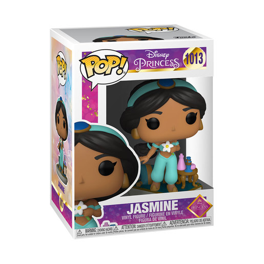 Funko Pop! Disney Princess: Jasmine